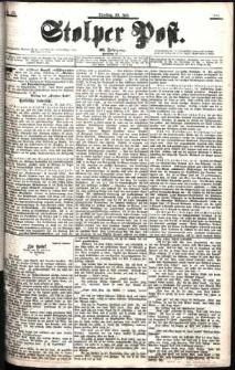 Stolper Post Nr. 175/1901
