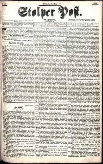 Stolper Post Nr. 176/1901