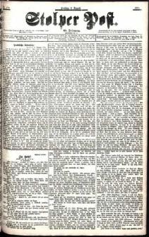Stolper Post Nr. 184/1901