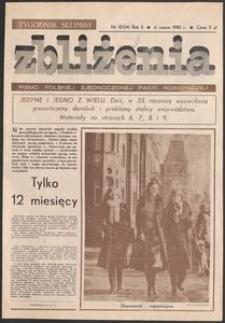 Zbliżenia : tygodnik społeczno-polityczny, 1980, nr 10