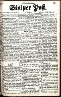 Stolper Post Nr. 194/1901