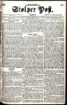 Stolper Post Nr. 196/1901