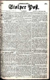 Stolper Post Nr. 197/1901