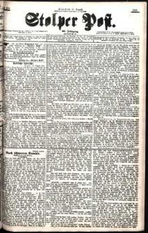 Stolper Post Nr. 203/1901