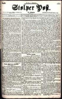 Stolper Post Nr. 205/1901