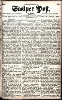 Stolper Post Nr. 206/1901
