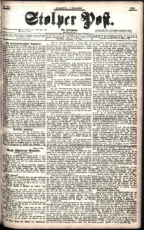 Stolper Post Nr. 209/1901