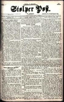 Stolper Post Nr. 211/1901