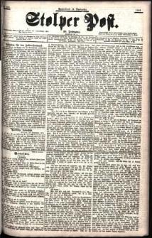 Stolper Post Nr. 215/1901