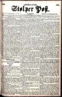 Stolper Post Nr. 219/1901