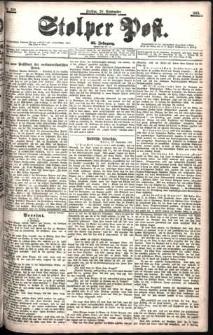 Stolper Post Nr. 220/1901