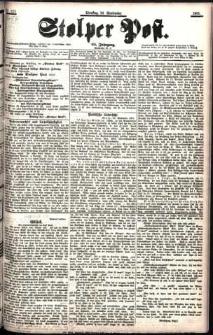 Stolper Post Nr. 223/1901