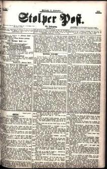 Stolper Post Nr. 224/1901