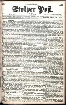 Stolper Post Nr. 234/1901