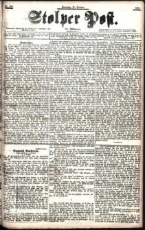 Stolper Post Nr. 246/1901