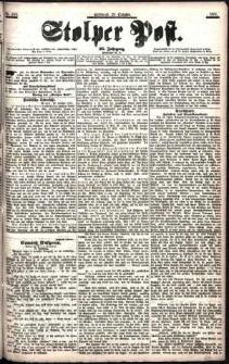 Stolper Post Nr. 249/1901