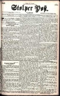 Stolper Post Nr. 250/1901