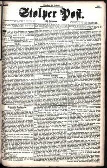 Stolper Post Nr. 253/1901