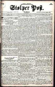 Stolper Post Nr. 256/1901