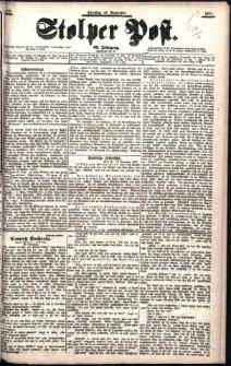 Stolper Post Nr. 271/1901