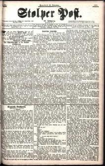 Stolper Post Nr. 274/1901