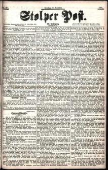 Stolper Post Nr. 288/1901