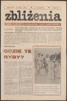 Zbliżenia : tygodnik społeczno-polityczny, 1981, nr 33