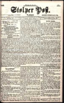 Stolper Post Nr. 301/1901