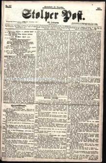 Stolper Post Nr. 302/1901
