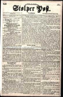 Stolper Post Nr. 304/1901