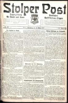 Stolper Post. Tageszeitung für Stadt und Land Nr. 56/1927