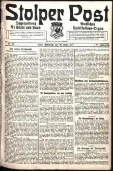 Stolper Post. Tageszeitung für Stadt und Land Nr. 75/1927
