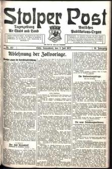 Stolper Post. Tageszeitung für Stadt und Land Nr. 152/1927