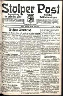 Stolper Post. Tageszeitung für Stadt und Land Nr. 157/1927
