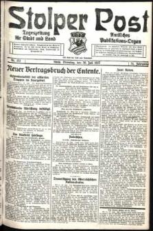 Stolper Post. Tageszeitung für Stadt und Land Nr. 172/1927