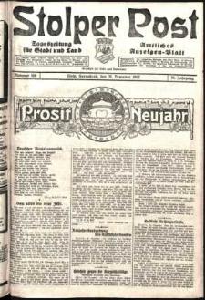Stolper Post. Tageszeitung für Stadt und Land Nr. 306/1927