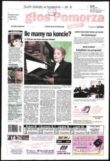 Głos Pomorza, 2002, listopad, nr 261