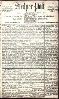 Stolper Post Nr. 2/1883