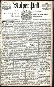 Stolper Post Nr. 19/1883
