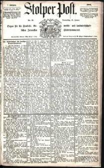 Stolper Post Nr. 21/1883