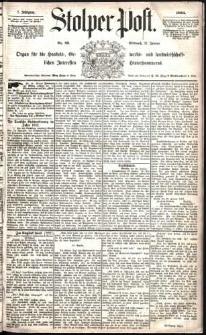 Stolper Post Nr. 26/1883