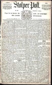 Stolper Post Nr. 29/1883