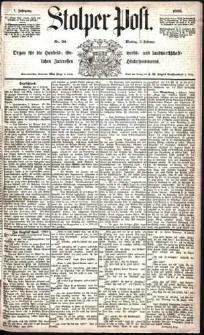 Stolper Post Nr. 30/1883