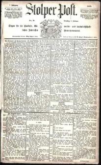 Stolper Post Nr. 31/1883