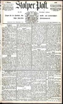 Stolper Post Nr. 33/1883