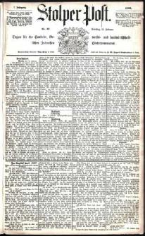 Stolper Post Nr. 37/1883