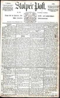 Stolper Post Nr. 39/1883