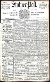 Stolper Post Nr. 66/1883