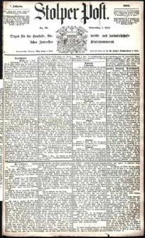 Stolper Post Nr. 79/1883