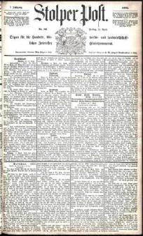 Stolper Post Nr. 86/1883
